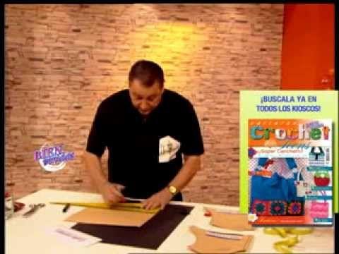 Hermenegildo Zampar - Bienvenidas TV - Explica el dibujo del cuello cami...