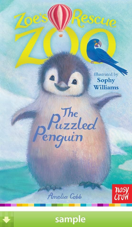 'Zoe's Rescue Zoo: The Puzzled Penguin' by Amelia Cobb - Download a free ebook sample and give it a try! Don't forget to share it, too.