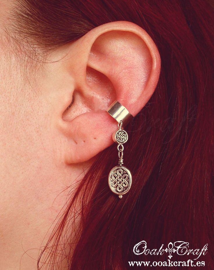 Ooak☥Craft - Cuff earrings > Pendientes de cartílago