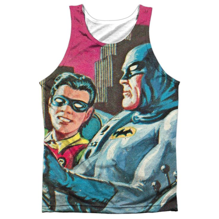 """Checkout our #LicensedGear products FREE SHIPPING + 10% OFF Coupon Code """"Official"""" Batman Classic Tv/bat Signal -adult 100% Poly Tank T- Shirt - Batman Classic Tv/bat Signal -adult 100% Poly Tank T- Shirt - Price: $24.99. Buy now at https://officiallylicensedgear.com/batman-classic-tv-bat-signal-adult-100-poly-tank-shirt-licensed"""