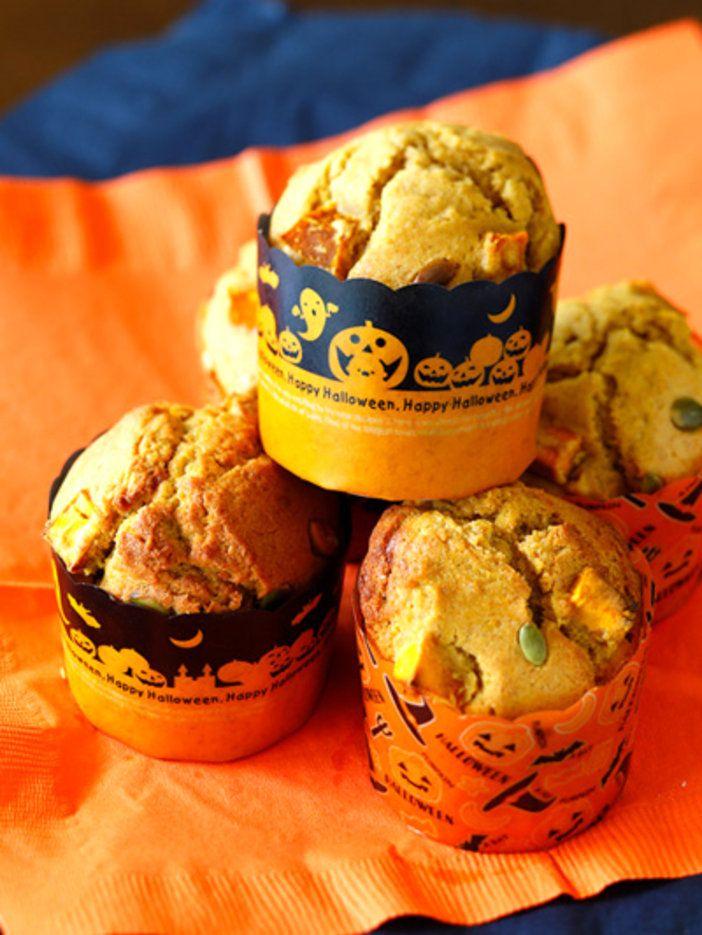 しっとり生地にはかぼちゃがゴロゴロ 『ELLE a table』はおしゃれで簡単なレシピが満載!
