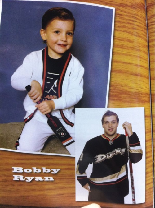 South Jersey's own Bobby Ryan
