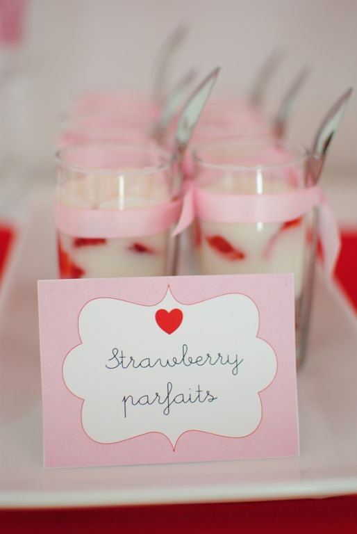 ... strawberry parfaits for mama s day recipes dishmaps strawberry parfait