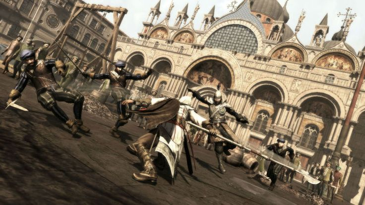 Assassin's Creed 2 PC Screenshots