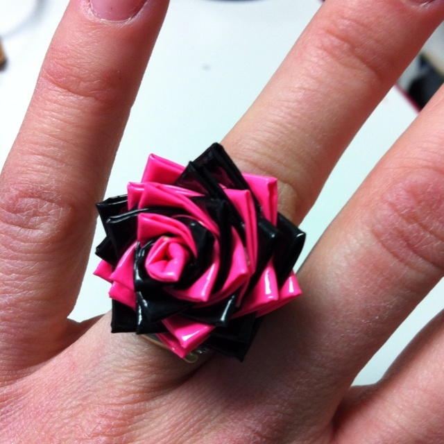 43 Best Images About Duct Tape Creations On Pinterest. $25000 Engagement Rings. Non Traditional Wedding Rings. Non Traditional Rings. Matte Black Male Wedding Wedding Rings. Miami Marlins Rings. Kalyan Jewellers Rings. Regular Wedding Rings. Homemade Wedding Rings