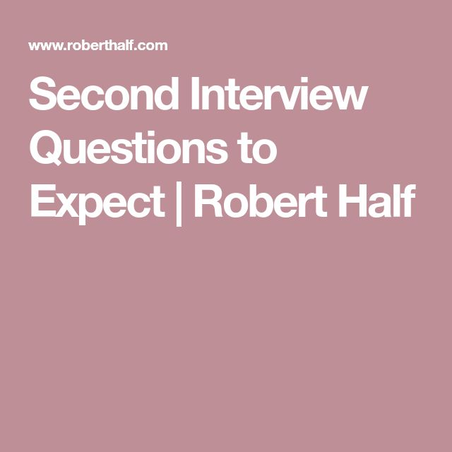 1445 best Good info images on Pinterest Career advice, Interview - what to expect from a second interview