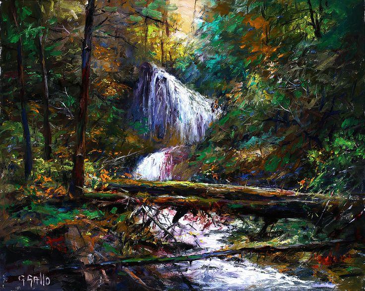 Washington Waterfall - George Gallo