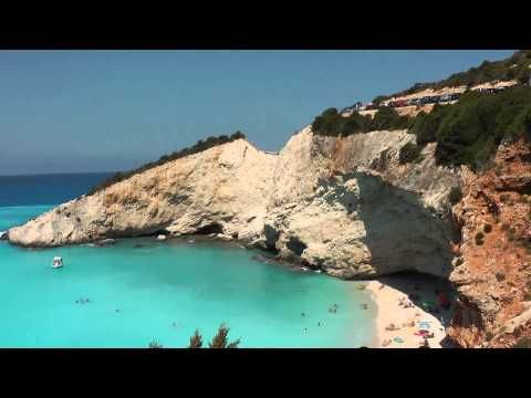 Lefkada Beaches (HD) Λευκάδα - YouTube