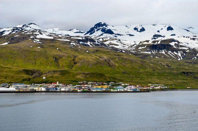 Norveç - Longyearbyen