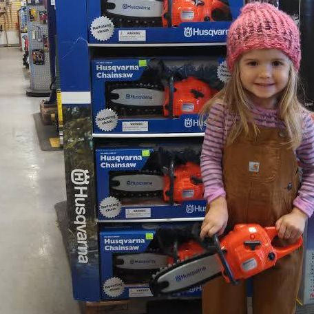 Get Your Husqvarna Toy Chainsaw Outdoor Kids Toys