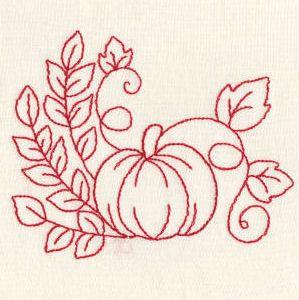 Designs in Stitches - Redwork Country Kitchen Good site. a s