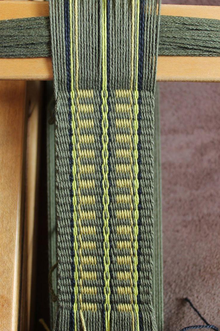 ASpinnerWeaver: A Dozen Plain Weave Pattern Drafts