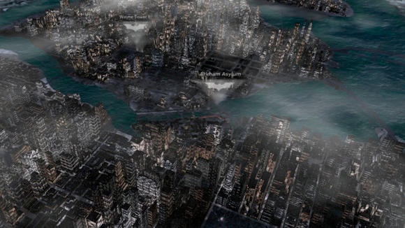 Nokia to launch Gotham City interactive 3D map for The Dark Knight Rises