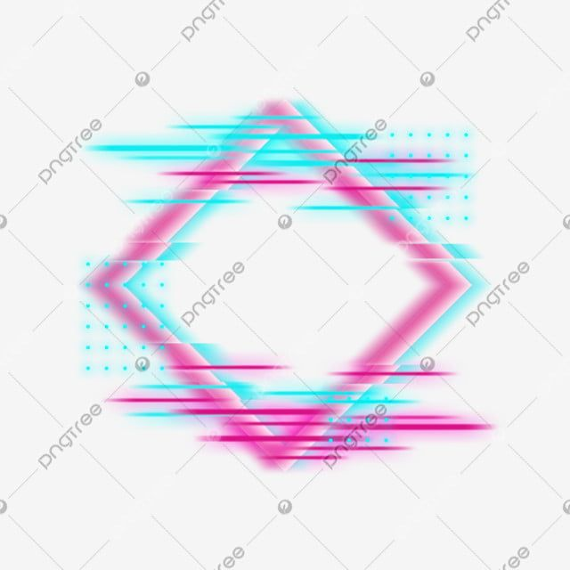 Diamond Neon Fault Neon Glow Neon Border Malfunction Png Transparent Clipart Image And Psd File For Free Download Cute Disney Wallpaper Prints For Sale Neon