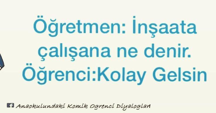 Dergimizin içeriklerinden biri ana okulundaki komik öğrenci-öğretmen diyalogları ��❤️�� #okuloncesi  #dergi #eğitim  #diyaloglar #komik #mizah http://turkrazzi.com/ipost/1524615129324318648/?code=BUohWHij--4