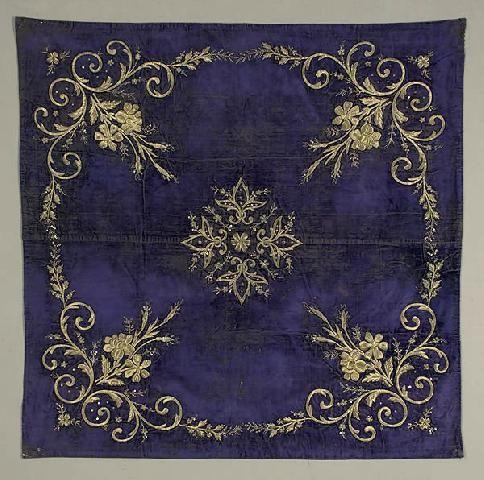 Ottoman Table Cover