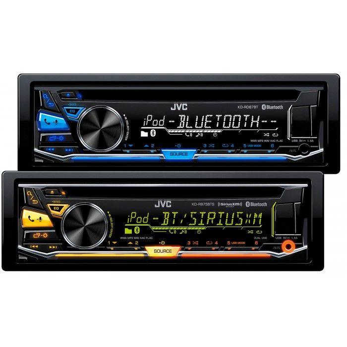 JVC KD-RD97BT - Autoestereos | Audioonline | La Tienda #1 de Car Audio