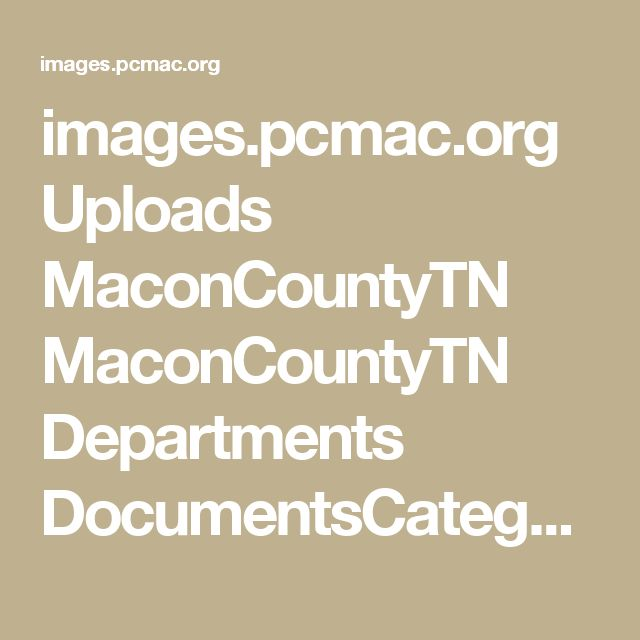 images.pcmac.org Uploads MaconCountyTN MaconCountyTN Departments DocumentsCategories Documents Federal_Programs_Conf_Apps_2015.pdf