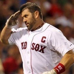 The Boston Red Sox Say Goodbye To Jason Varitek