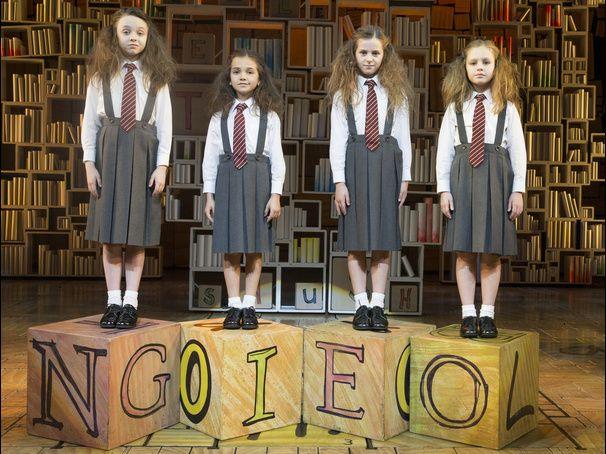 Broadway Grosses: Maggots Rock the Great White Way as Matilda & School of Rock Surpass $1 Million #PinoftheDay