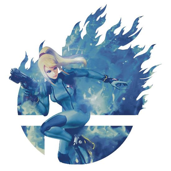 Smash Zero Suit Samus