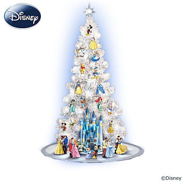 1000+ Ideas About Disney Christmas Trees On Pinterest