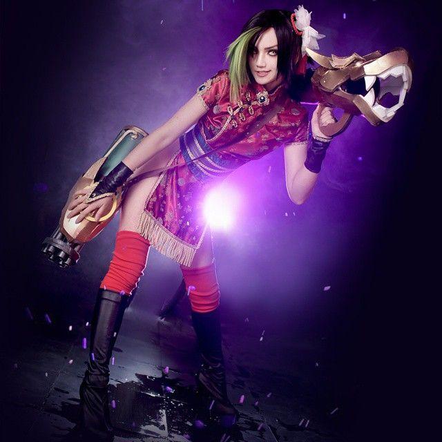 Firecracker Jinx by M-Rato (Rato)(WorldCosplay) #lol #leagueoflegends #jinx #adc #bot #leagueoflegendscosplays #RiotGames