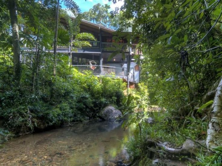 Entire home/apt in Cow Bay, AU. The moment you cross the Daintree river, you know you are heading somewhere very special. Butterfly Bend is one of the premier properties within the Daintree. The home and its location are breathtaking. Pristine rainforest with two freshwater cree...