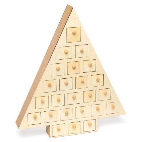 29 Best Wooden Advent Calendar With Drawers Images On