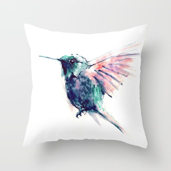 painting  watercolor  ink  illustration   realism  bird  wings  colors   fly  forest  woods  hummingbird   flower