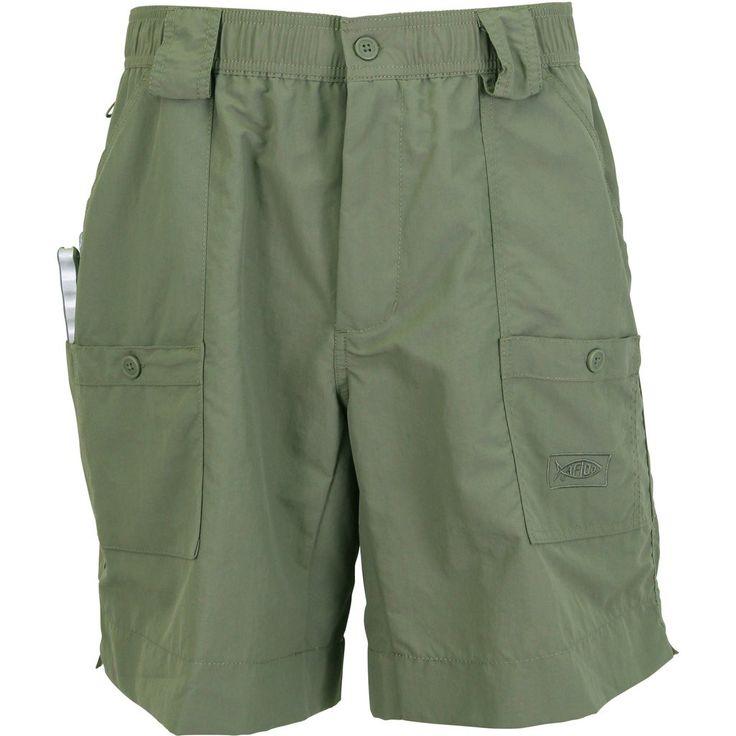 Men's Original Fishing Shorts Long