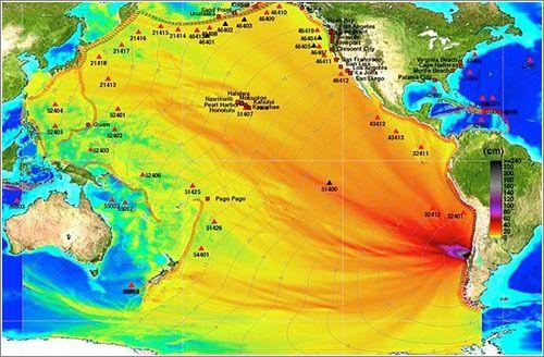 REPIN: Maremotos causados por los terremotos de Chile en 1960 y 2010 | Microsiervos (Ciencia)