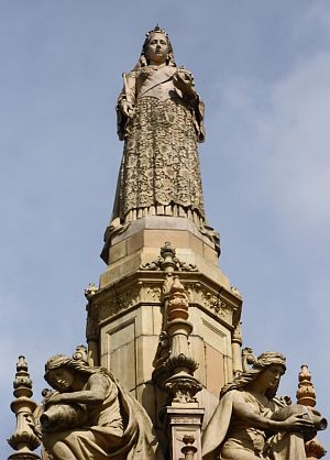 1000 Images About Statues Of Queen Victoria On Pinterest
