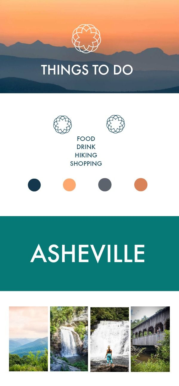 Going to Asheville and looking for a list of things to do in the mountains? Get it here!