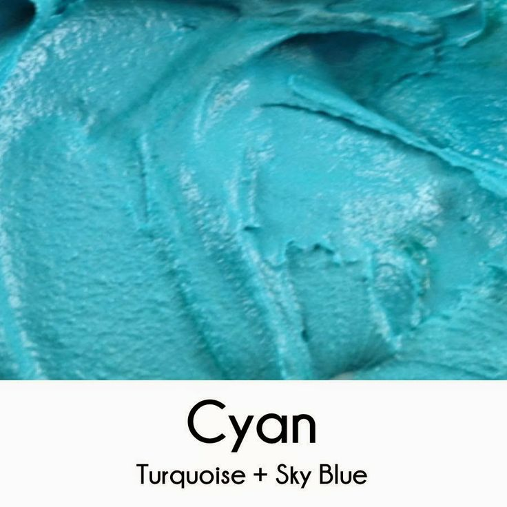How To Make Turquoise Icing With Food Coloring
