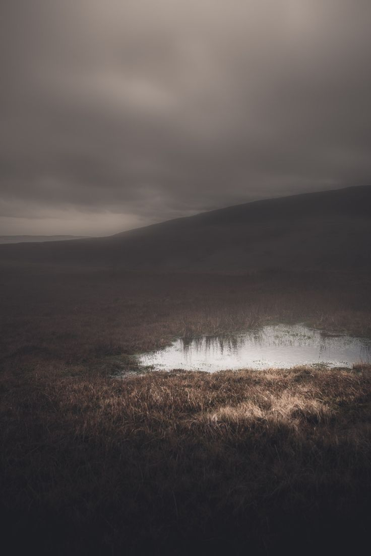 Saturated Winter - The Brecon Beacons National Park | Photographed by Frederick Ardley - www.freddieardley.com