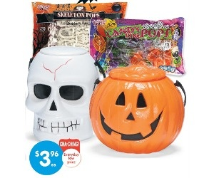 Halloween Jars With Body Parts Gummi Lollies 150g Or Halloween Confectionary Bags 230g-395g