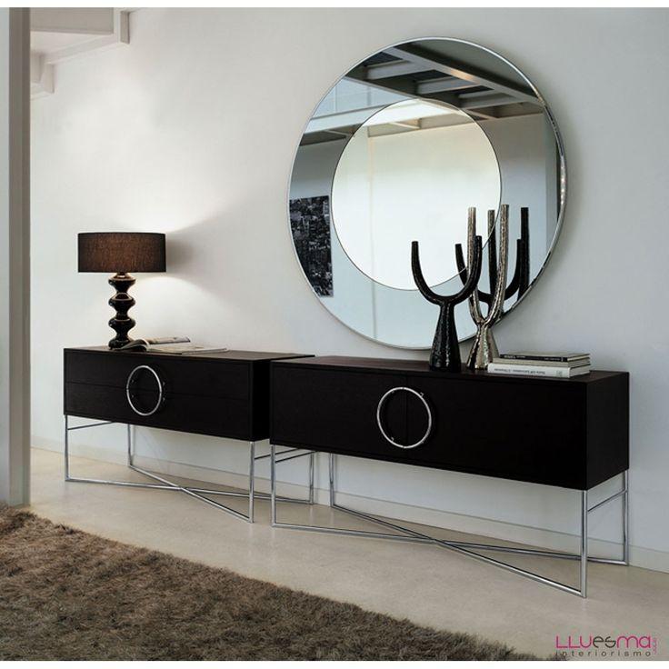 Las 25 mejores ideas sobre espejos decorativos para sala for Espejos decorativos baratos