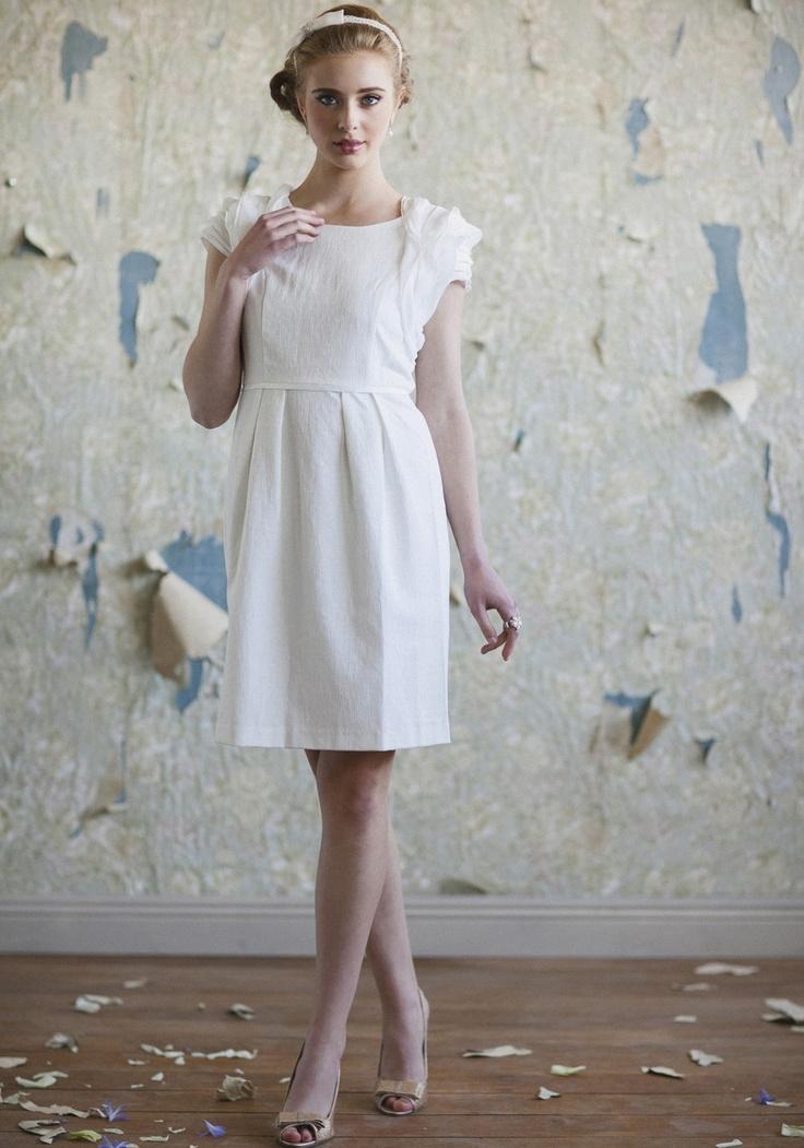 Camilla Mae Sheath Dress | Reception Dresses And Alternative Bridal Dresses At ShopRuche.com