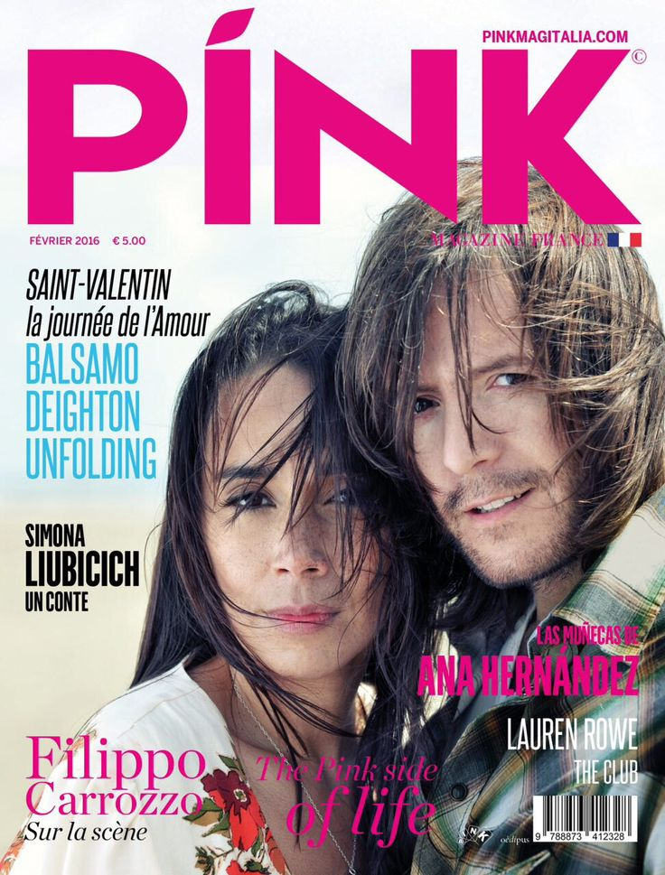 Pink Magazine France