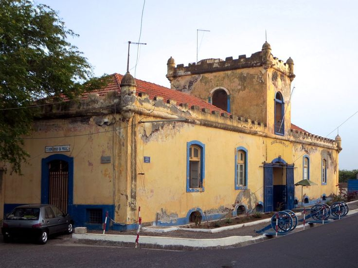 The Quartel Jaime Mota (1826) in Praia on Santiago Island, Cape Verde, is named for a Cuban-trained guerrilla fighter killed in Guinea-Bissau in 1974.