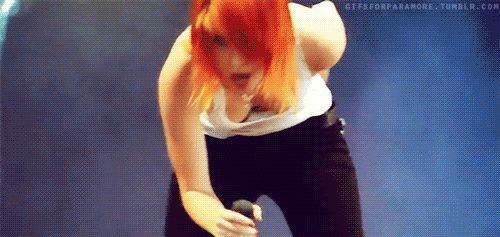 Hayley Williams Hot | thanks for exploding my ovaries, williams.