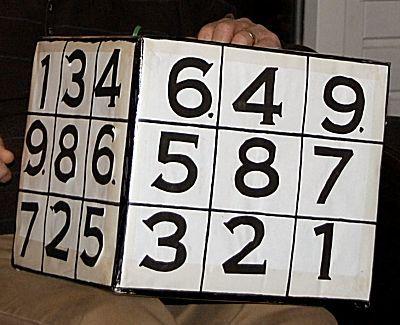 Sinterklaas surprise: Sudoku kubus