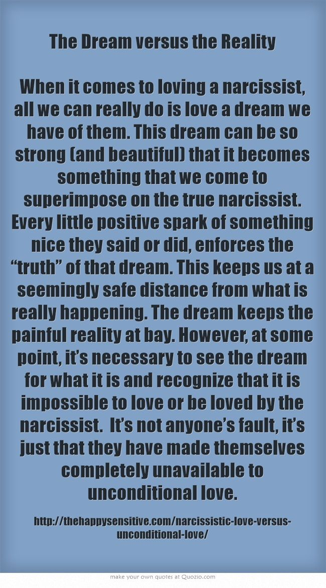Coping with a narcissistic husband