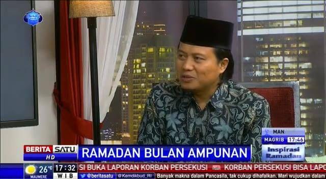"""Inspirasi Ramadan: """"Ramadan Bulan Ampunan"""" bersama Gus Yusuf Chudlori (Pengasuh Ponpes Asrama Perguruan Islam Tegalrejo) dan ACG Jakarta. #3"""