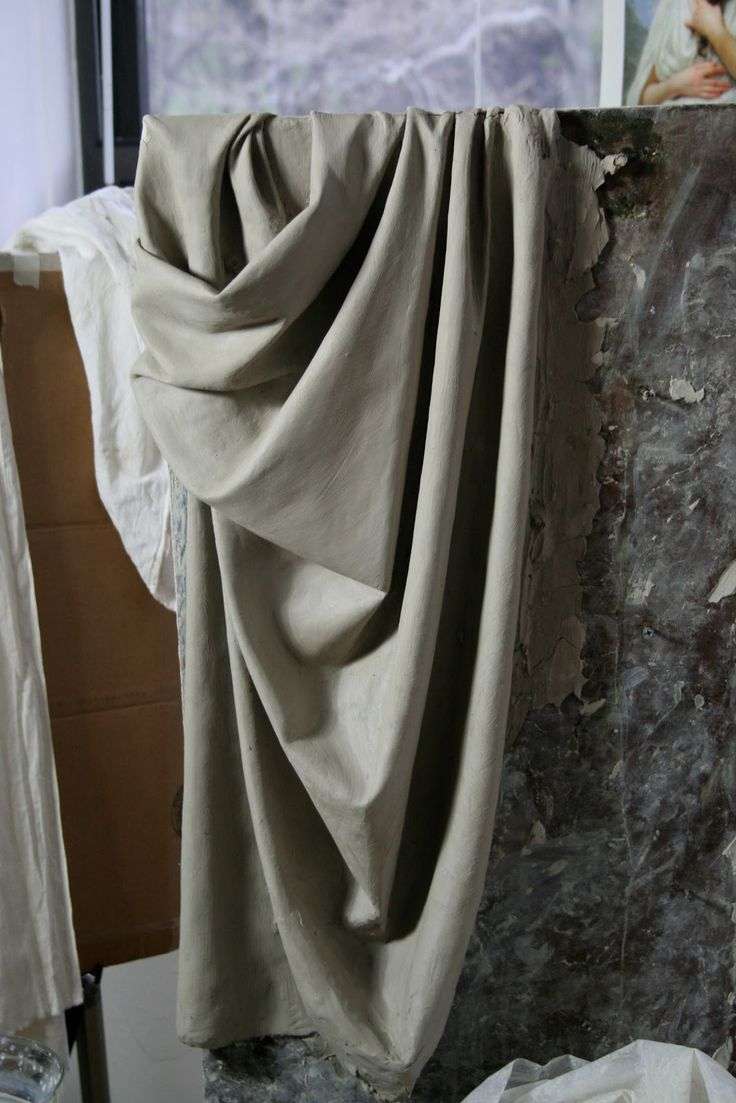 sculpting drapery - Google Search