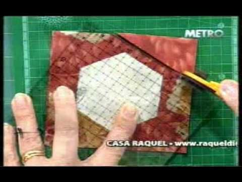PATCHWORK JARDIN DE LA ABUELA - YouTube