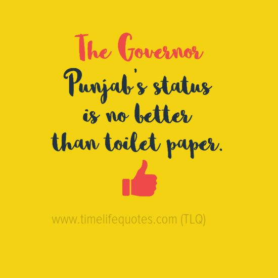 Anti Love Pictures Quotes: Governor Funny Anti Corruption Quotes