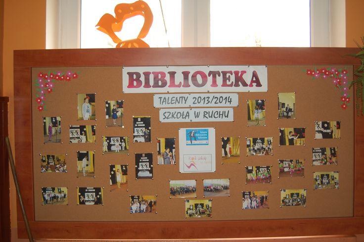 Szkoła Talentów - Szkoła w Ruchu - 2013/14