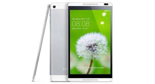 Huawei MediaPad M1, 8ίντσο tablet με δυνατότητα κλήσεων